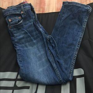 Boy JK Undigo Straight Jean Blue Size 12S